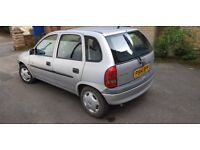 Vauxhall Corsa 1.4 ,MOT until end of May 2018,Brand new Pioneer -USB,