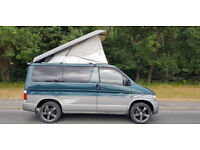 MAZDA BONGO CAMPERVAN STUNNING THROUGHOUT, 6 SEAT 4/5 BERTH, KITCHEN, ELEC ROOF LOADED WITH EXTRAS