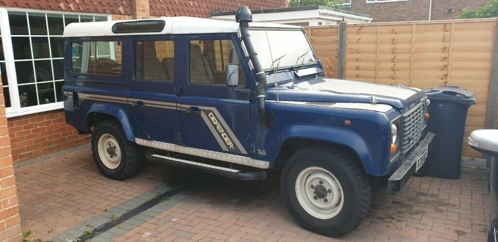 Land Rover Defender 110 station wagon 300tdi | in Hayling Island, Hampshire  | Gumtree