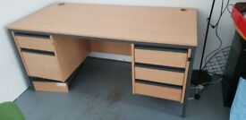 Office desk up for grabs FREE