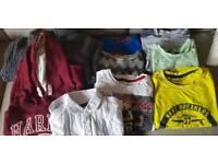 Bundle boys clothes 4-5y