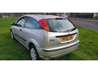 2003 FORD FOCUS 1.4 3DOOR,, ( ANY OLD CAR PX WELCOME ) LOW MILES, EXCELLENT CONDITION
