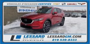 2017 Mazda CX-5 AWD GT GT,NAVIGATION CUIR,TOIT OUVRANT ,