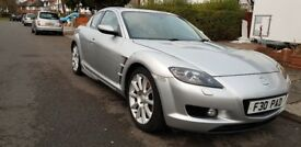 Mazda RX8 231psi 2008 39K FULL SERVICE HISTORY VERY GOOD CONDITION