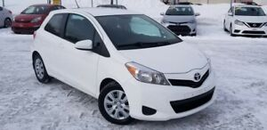 2014 Toyota Yaris LE / 1.5 L / ANTI-PATINAGE / VERR. ÉLECTR.
