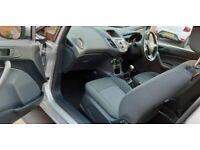 Ford, FIESTA, Hatchback, 2011, Manual, 1242 (cc), 3 doors