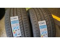 255 35 18 2 x NEW!! tyres Event Potentem UHP