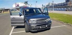 Range Rover Sport Kahn bodykit + Alloys