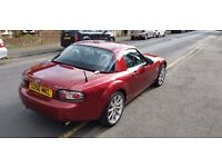 Mazda MX5 MK3 2.0L SPORT with colour coded hardtop