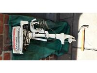 For Sale - 1982 Johnson J2RCNE 2hp Outboard Motor