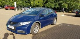 Honda civic 2.2 diesel, full service history