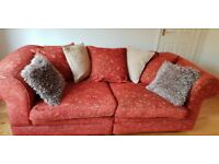 Quality MacDonald's large 2 seater settee