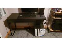 Black Ash IKEA Computer Desk