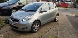 2010 Toyota Yaris TR 1.3 automatic