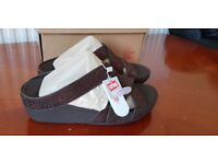 Brand new Fit flops 2 pairs Size 4 and size 3 sandals
