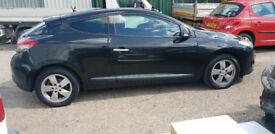 (59) RENAULT MEGANE DYNAMIQUE DCI 1.5CC, COUPE MK3, **DELIVERY OPTION AVAILABLE**