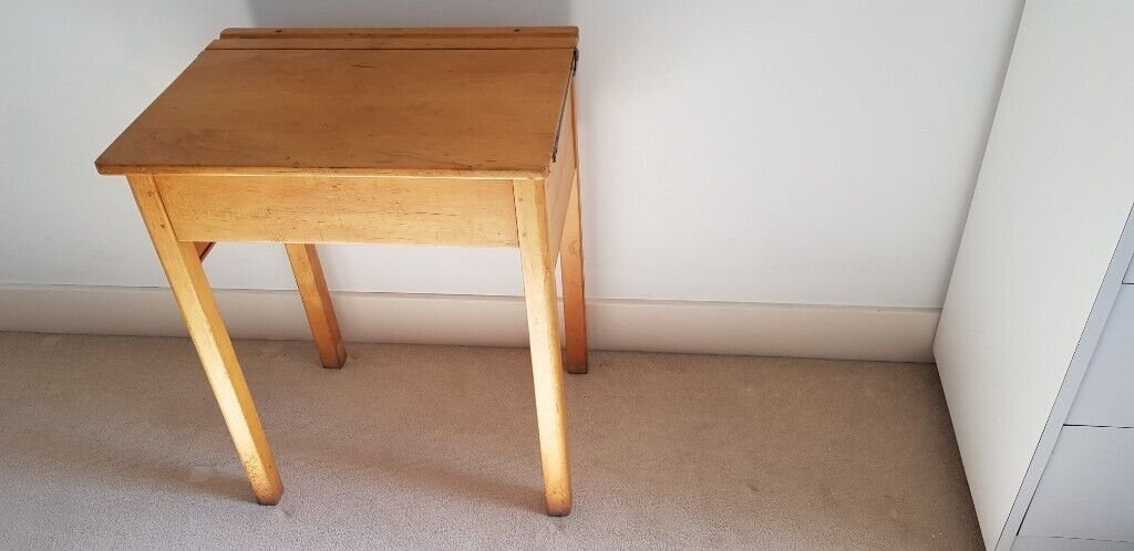 Admirable Traditional Pine School Desk In Southampton Hampshire Gumtree Download Free Architecture Designs Embacsunscenecom