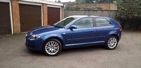 Audi A3 SE 1.6 113 bhp low mileage