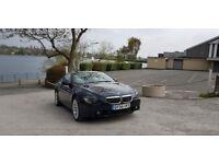 -BMW 650I SPORT BLACK WITH CREAM INTERIOR -