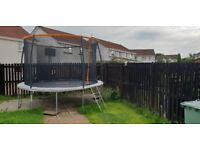 12ft Trampoline with Enclosure and Cover (Sportspower)