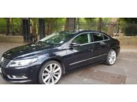 VW CC GT 2012 FULLY LOADED LEATHERS LOW MILEAGE