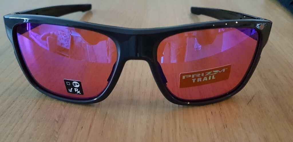 4a1c710bca Oakley Crossrange Prizm Trail Brand New with store reciept