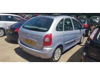 CITREON XSARA PICASSO ( AUTOMATIC ) ( ANY OLD CAR PX WELCOME )