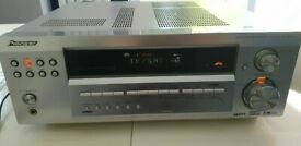 Pioneer VSX-D814 7.1 Channel 100 Watt Receiver Super Sound