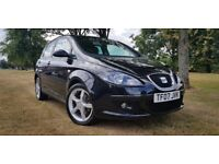 Seat Altea 2.0 TDI Special Edition 5dr FULL LEATHER + SERVICE HISTORY