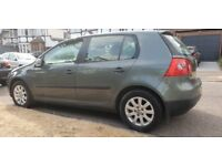 VW Golf TDi SE DSG automatic