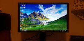 """ASUS ProArt PA238Q Monitor, 23"""" FULLHD IPS (1920x1080)"""
