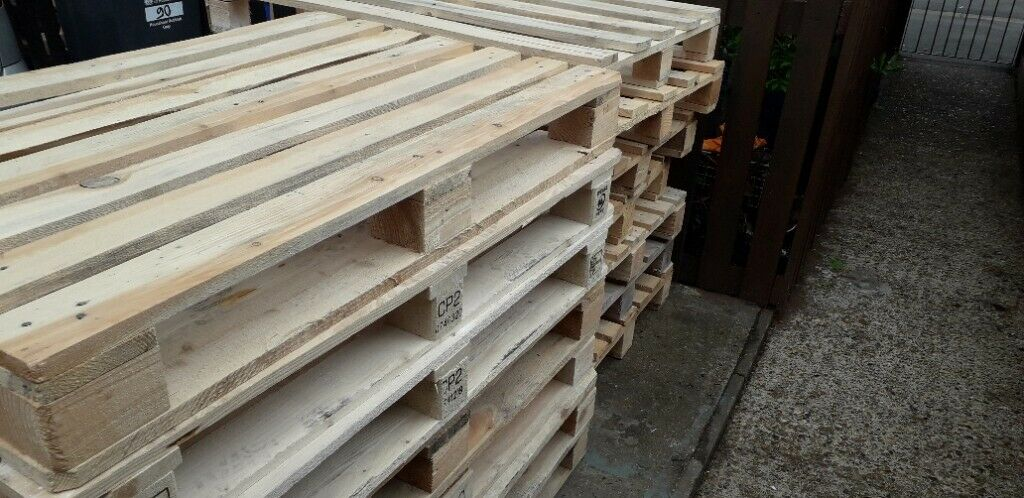 Wooden pallets for sale free delivery local | in Hounslow ...