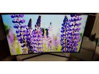 SAMSUNG UE40MU6100,40inch 4K ULTRA HD SMART TV.Sensational NanoCrystal Colour.New/2017 MODEL