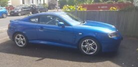 Hyundai Coupe 2006 SE - Great Condition, 6 Month MOT, Great Price, Quick sale needed