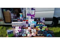 Various items for sale half shop prices