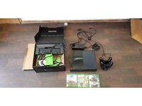 Xbox one - black, two controllers, 3 games and Kinect - boxed very good condition