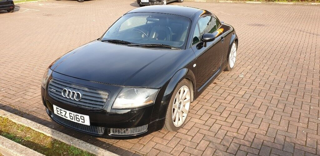 Audi tt Quattro with 225hp Bam engine May swap for x5 , land rover or  similer | in Bellshill, North Lanarkshire | Gumtree