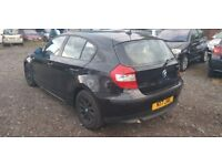 BMW 1 SERIES DIESEL ( ANY OLD CAR PX WELCOME )