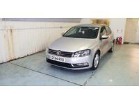 PCO car for sale, VW Passat manual 64 Plate, Full SERVICE history DIESAL