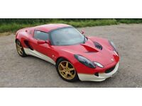 Lotus Elise S2 Type 49 Limited Edition. No15 of 100 machines built. 2.0 Litre Honda VTEC engine