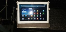 Samsung tab 2 10.1in with cover