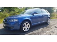 **LOW MILEAGE**AUDI A3 2.0 TDi Sport**LONG MOT**FULL LEATHER**MUST SEE**