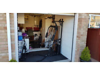 York 102 multi gym, weight training, Home fitness. Workout equipment