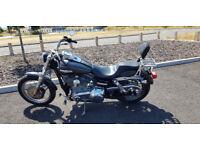 Harley-Davidson FXDC SUPER GLIDE CUSTOM 1584cc.