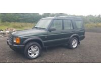 LANDROVER DISCOVEREY TD5 ES AUTOMATIC