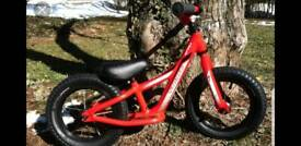 "Hot walk Specialised 12"" Balance bike"