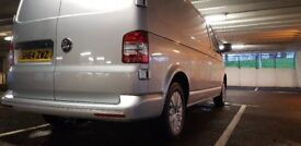 Volkswagen Transporter T30 Highline TDI LWB 64 **NO VAT** Camper van day van