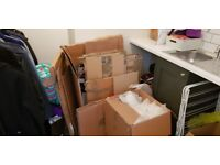 20 x Large Good Quality Cardboard boxes and Packaging