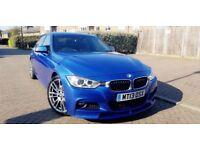 BMW 3 Series 3.0 330d M Sport Sport Auto (s/s) 4dr M POWER BODY KIT BIG SCREEN