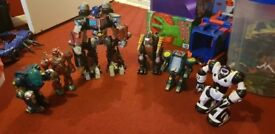 Bundle of robots